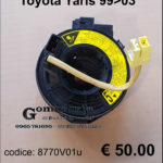 Contatto spiralato Toyota Yaris 99>03