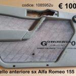 Pannello porta anteriore sx Alfa Romeo 155 92>97
