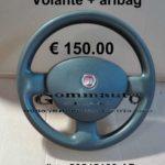 Volante + airbag Fiat Punto Classic 2003>2010