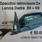 Specchio retrovisore esterno dx Lancia Dedra 89>99