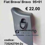 Pulsantiera alzacristalli Dx Fiat Brava / Bravo 95>01