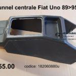 Tunnel centrale Fiat Uno  89>95