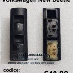 Pulsantiera Volkswagen New Beetle 98>