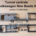 Tunnel centrale Volkswagen New Beetle 98>
