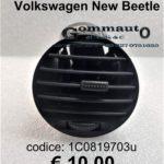 Bocchetta areazione cruscotto lato Sx Volkswagen New Beetle 98>