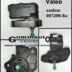 Motorino regolazione fari Valeo 087299