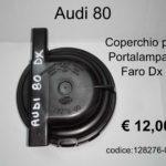 Coperchio posteriore portalampada Faro Dx Audi 80   91>94