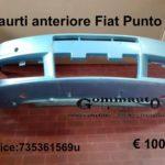 Paraurti anteriore Fiat Punto HGT  2003>