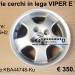Serie cerchi in lega VIPER E705 7J * 15H2