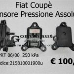 Sensore Pressione Assoluta PRT 06/00 250 kPa  Fiat Coupè