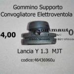 Gommino Supporto Convogliatore Elettroventola Lancia Y  1.3  MJT