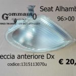 Freccia anteriore Dx Seat Alhambra 96>00