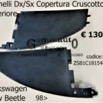 Pannelli Copertura Cruscotto Volkswagen New Beetle 98>