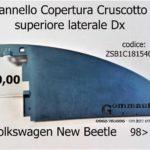 Pannello DX Copertura Cruscotto  Volkswagen New Beetle 98>