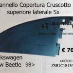 Pannello Sx Copertura Cruscotto  Volkswagen New Beetle 98>