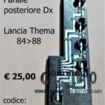 Portalampade fanale posteriore Dx Lancia Thema 84>88