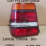 Fanale posteriore Sx con Portalampada Lancia Thema 84>