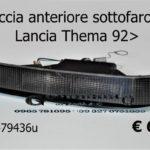 Freccia anteriore sottofaro Sx Lancia Thema 92>