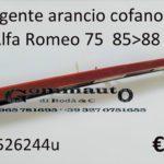 Catarifrangente arancio cofano posteriore Alfa Romeo 75  85>88
