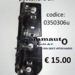 Portalampade fanale posteriore Sx Fiat Panda 30/45 80>86