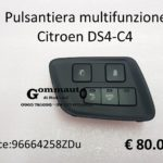 Pulsantiera multifunzione Citroen DS4 / C4