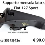 Supporto mensola lato Sx Fiat 127 Sport