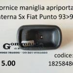 Cornice maniglia apriporta interna Sx Fiat Punto 93>99