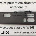 Cornice pulsantiera alzacristalli ant. Sx Mercedes cl. A W168