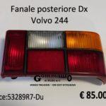 Fanale posteriore Dx Volvo 244