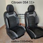 Serie sedili Citroen DS4 11>
