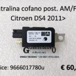 Centralina cofano posteriore AM/FM1 Citroen DS4 2011>