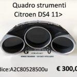 Quadro strumenti Citroen DS4 2011>