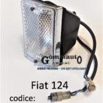 Faro anteriore Sx Fiat 124