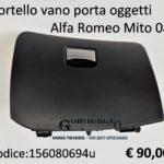 Sportello vano porta oggetti Alfa Romeo Mito 08>