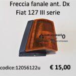 Freccia fanale anteriore Dx Fiat 127 Terza serie 82> 83