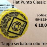 Tappo serbatoio olio freni Fiat Punto Classic 03>10