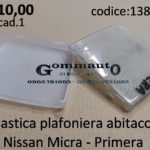 Plastica plafoniera abitacolo Nissan Micra- Primera