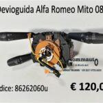 Devio guida Alfa Romeo Mito 08>