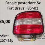 Fanale posteriore Sx Fiat Brava 95>01