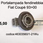 Portalampada fendinebbia Fiat Coupè 93>00