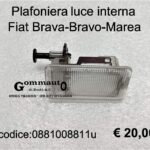 Plafoniera luce interna Fiat Brava, Bravo, Marea
