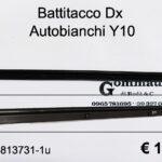 Battitacco Dx Autobianchi Y10