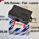 Centralina alzacristalli Alfa Romeo 156-Fiat Coupè/Marea