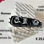 Portalampade fanale post. Sx Fiat Grande Punto/Punto Evo