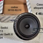Cassa altoparlante ant. Dx Fiat 16/Suzuki Swift