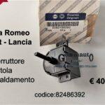 Interruttore ventola riscaldamento Alfa Romeo-Fiat-Lancia