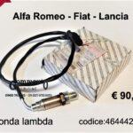 Sonda Lambda Alfa Romeo-Fiat-Lancia