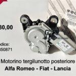 Motorino tergilunotto Fiat-Lancia
