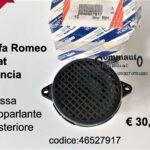 Cassa altoparlante post. Fiat Punto 188 99>09