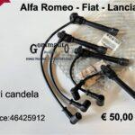 Cavi candela Alfa Romeo-Fiat-Lancia
